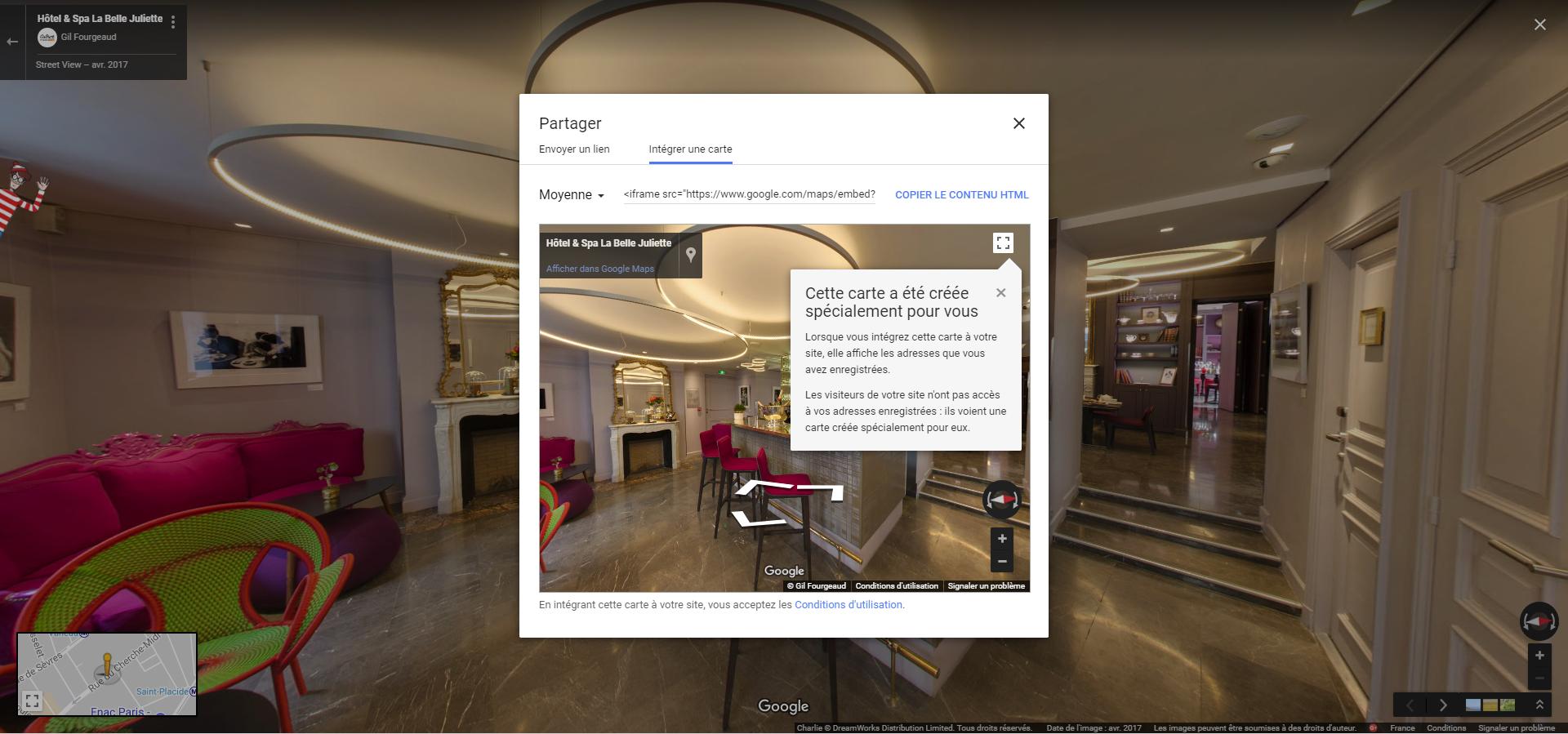Avec La Visite Virtuelle Google Le Rfrencement Peut Tre Largement Optimis En Utilisant Ces Prises De Vues Sur Votre Site Internet Et Rseaux Sociaux